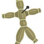 呪いの藁人形を現世に密輸 関係者を逮捕