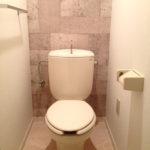 新型トイレ導入で学内紛糾 – アトス大